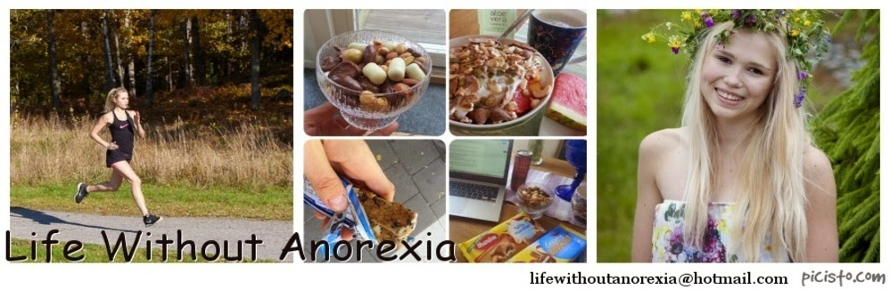 A Life without Anorexia