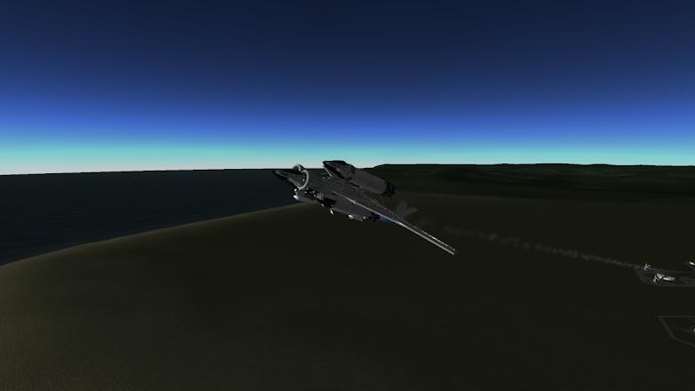 Исследовательский самолет CIV 1