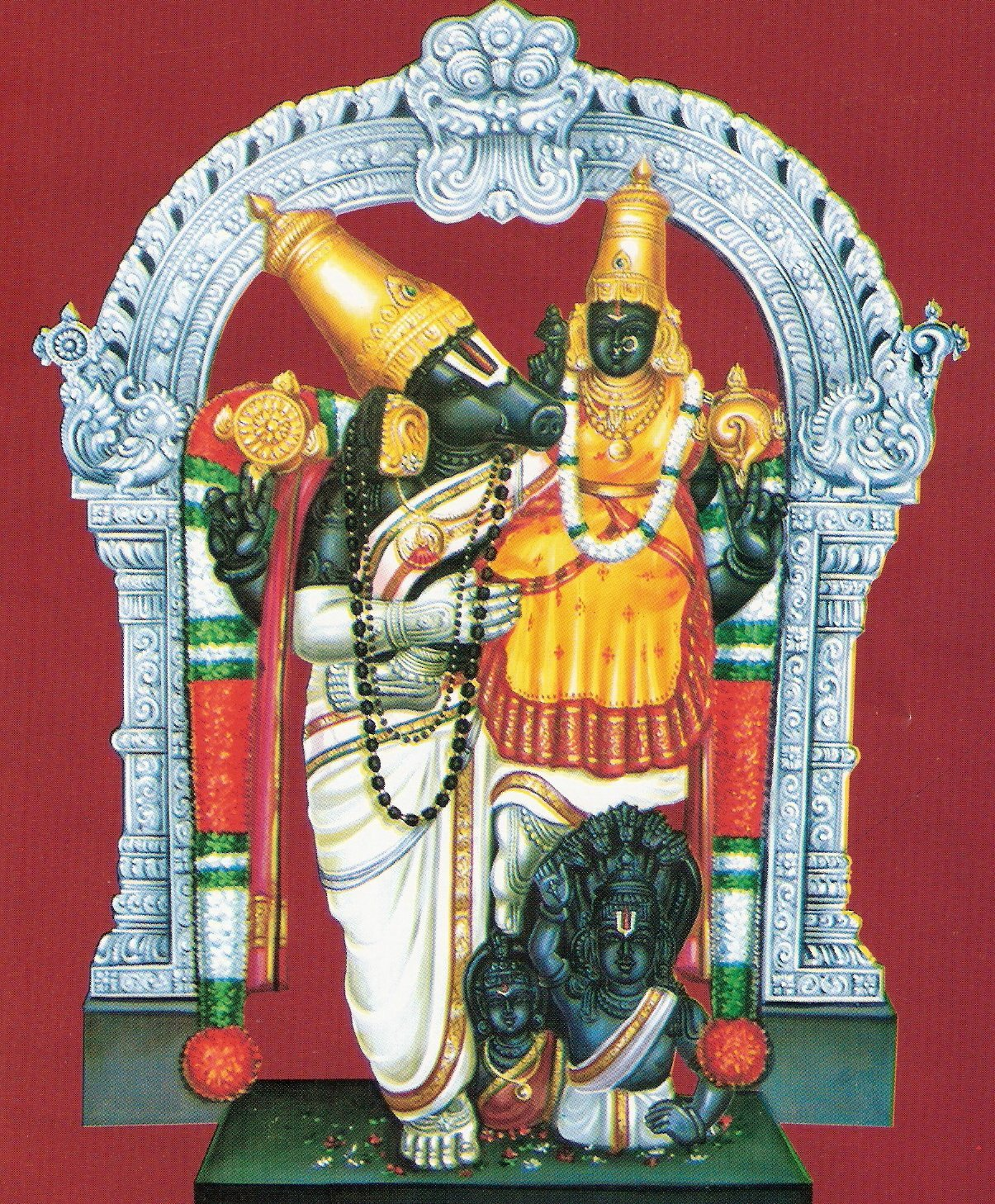 Sri Nithya Kalyana Perumal Temple (Thiruvidandai) Chennai - Divya Desam 43