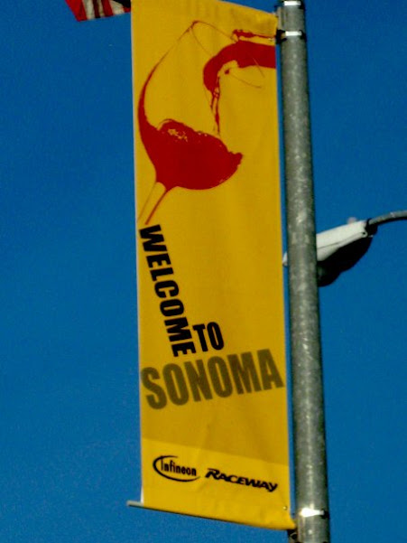 welcome to Sonoma Treasure Tromp