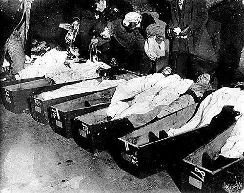 Israel Jewish News: March 25, 1911: The Triangle ... Triangle Shirtwaist Fire 1912