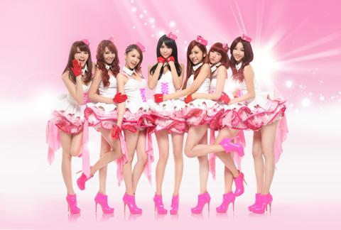 コスプレ天気予報の台湾アイドル「ウェザーガールズ」が日本デビュー