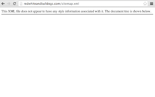 i got the sitemap is html error google product forums