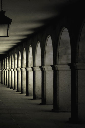 Jonny Hollis: Repetition In Buildings: Arches