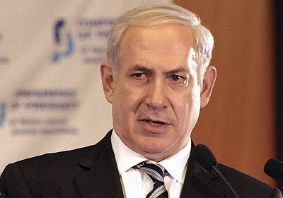 Israel's Netanyahu shows grace under fire