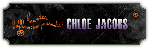 Haunted Halloween with Chloe Jacobs and a Giveaway