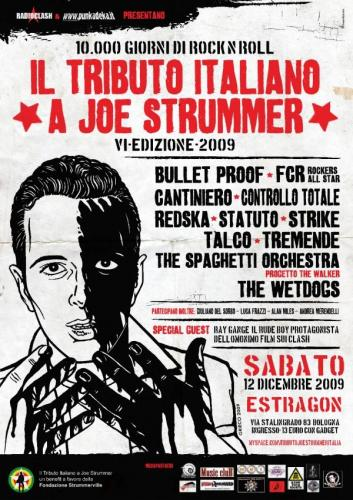 Tributo a Joe Strummer