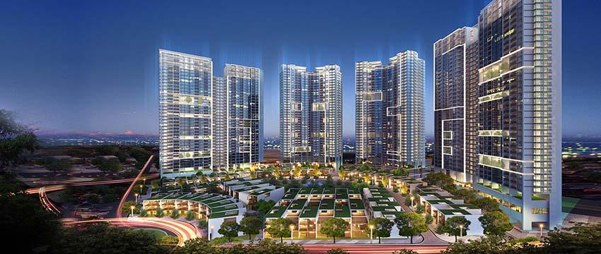 Chung cư Sunshine City Ciputra Tây Hồ Hà Nội