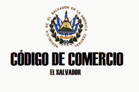 Código de Comercio de El Salvador