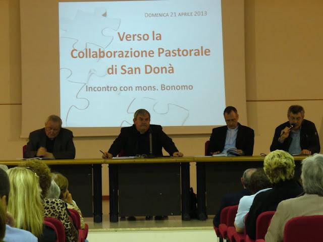 Assemblea delle Parrocchie di San Donà di Piave