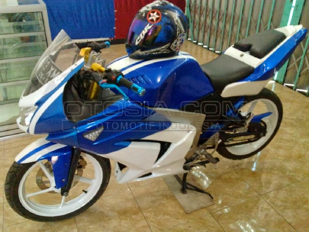 Modifikasi Cb150r Ala Ninja