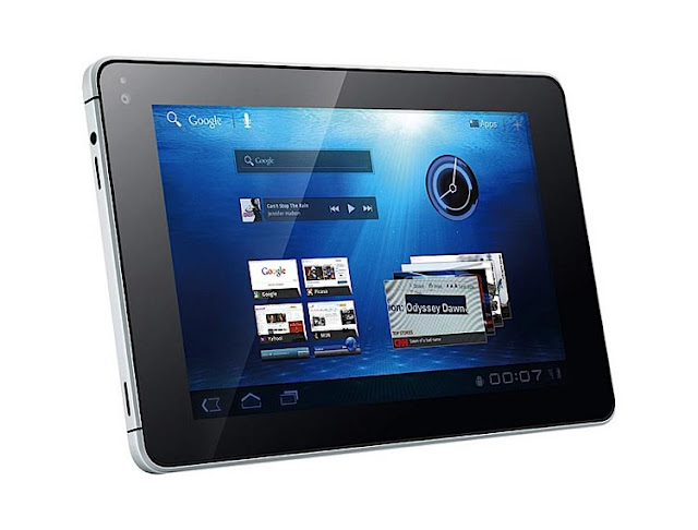 Huawei MediaPad Tablet Android Honeycomb 3.2, Screen 7 Inch