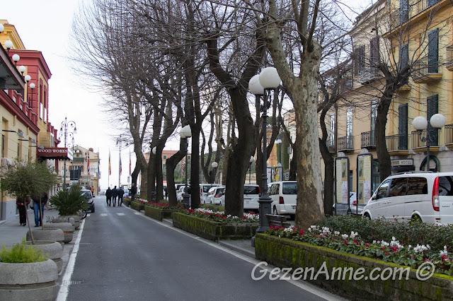 Sorento sokakları