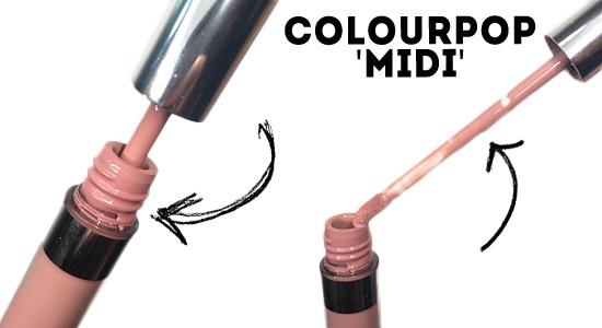 Colourpop Ultra Matte Liquid