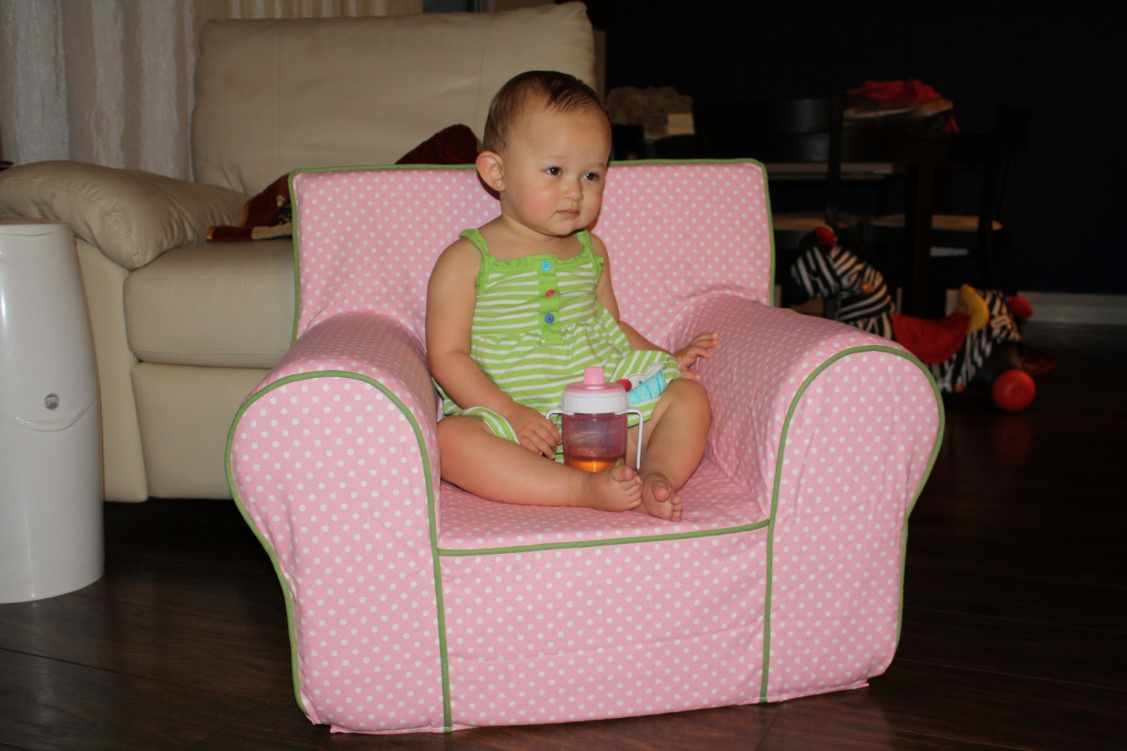 Pottery barn kids my first anywhere chair - Anywhere Chair And Storytime