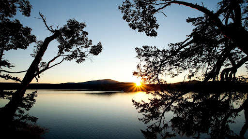 Sunset Over East Sound, Orcas Island, San Juan Islands, Washington.jpg