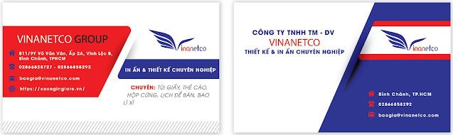 Sample Name Card - Code :namecard001
