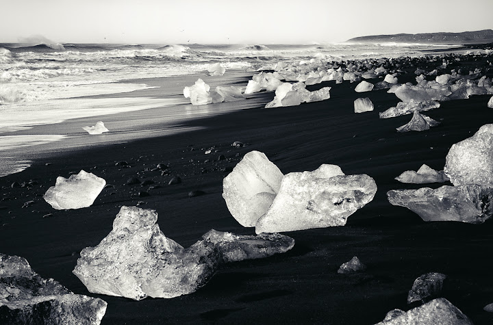 Jokulsarlon Diamonds of Ice
