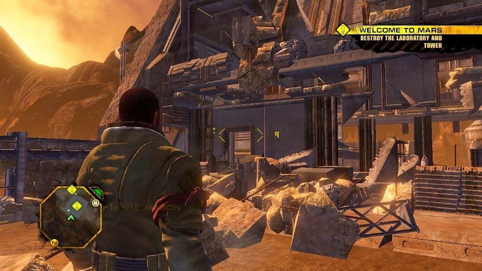 crack para red faction guerrilla pc