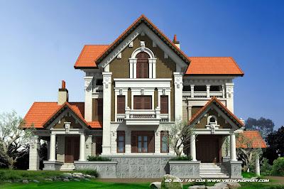 Thiết kế xây nhà trọn gói là sự lựa chọn tốt nhất cho bạn !