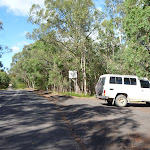 Car park on Megalong Rd (412475)