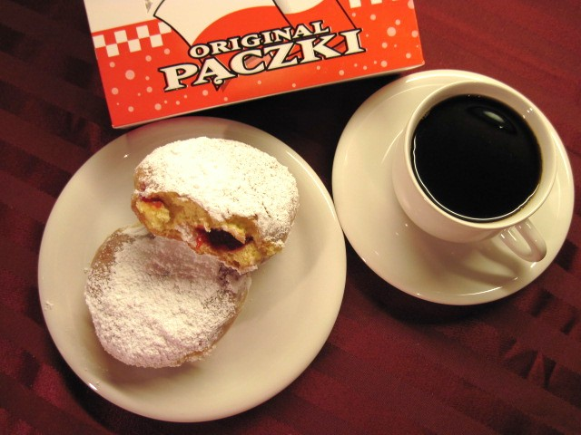 Fat Tuesday, Polish, Paczki, Detroit