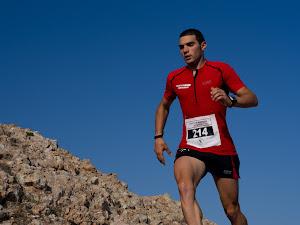 Dani Tristany, guanyador de la Marató