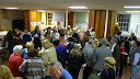 Reception following Community Recognition Ceremony