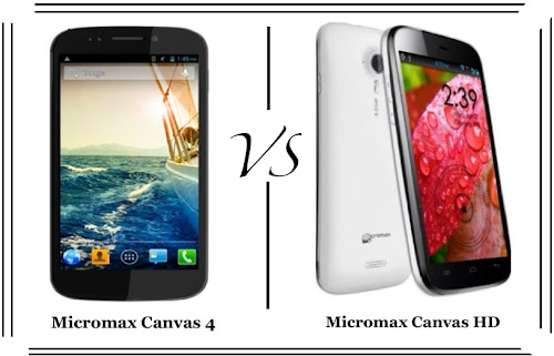 canvas4 vs canvas hd