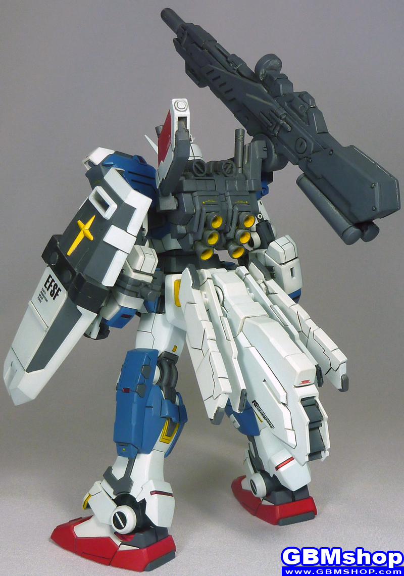 HGUC 1/144 FA-78-3 Full Armor 7th Gundam