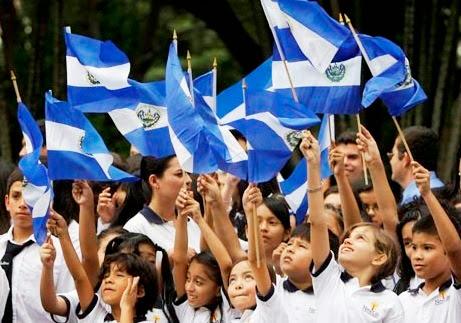 Himno Nacional de El Salvador en inglés