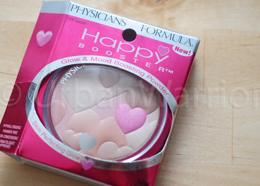 Physicians Formula Happy Booster Blush. in the Happy Booster Blush