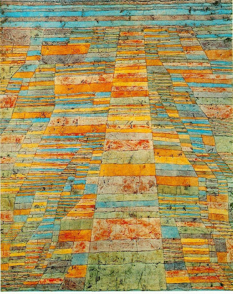 Paul Klee - Highway and Byways
