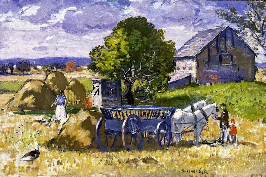 Gifford Beal - Farm in Essex.