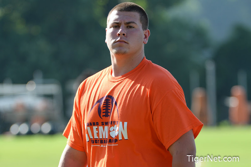 2013 Damp Camp II - Day 2 Photos - 2013, Dabo Swinney Camp, Football, Recruiting, Taylor Hearn