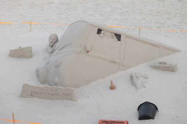 Sand Sculpture Jersey