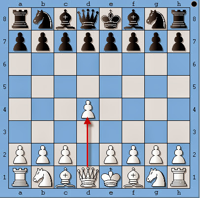 Học cờ vua | Khai cuộc d4
