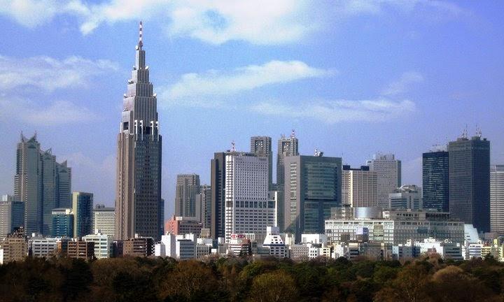 Cao ốc ở Nhật