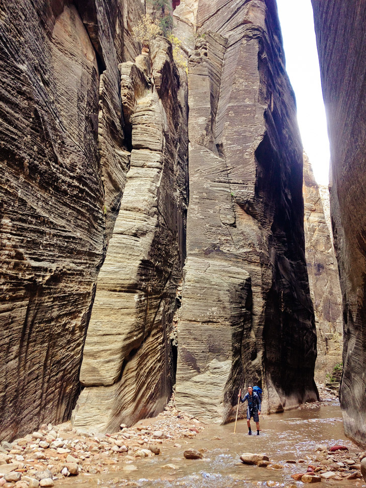 {Photo Guide} Hiking Zion National Park Day 1.