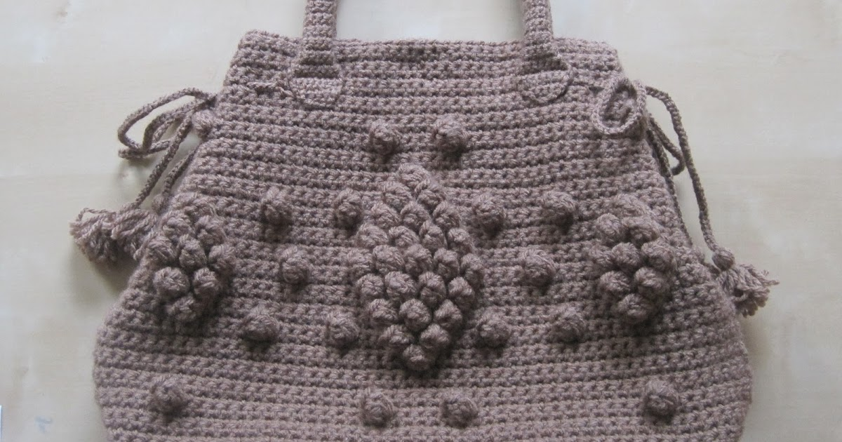 Taupe Bag Crochet Pattern Sayjai Amigurumi Crochet Patterns K