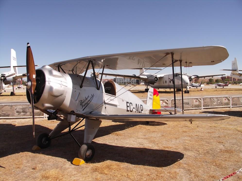 """Exhibición aerea de la Fundación """"Infante de Orleans"""". PICT0391"""