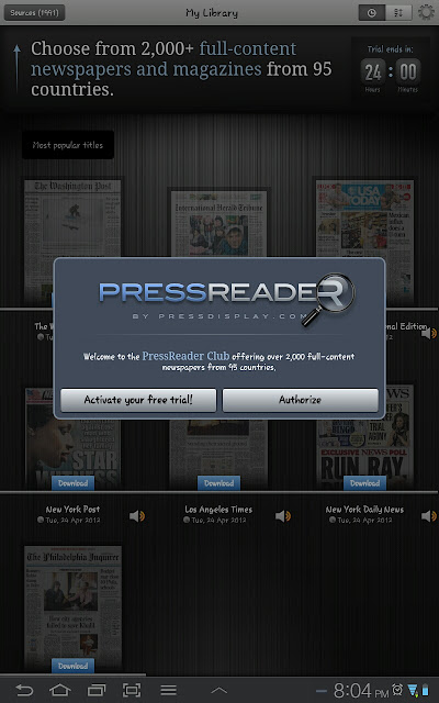 capture 61 PressReader 4 Shows the World How to E Read