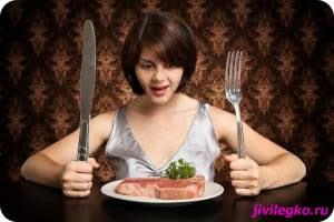 аппетит или голод