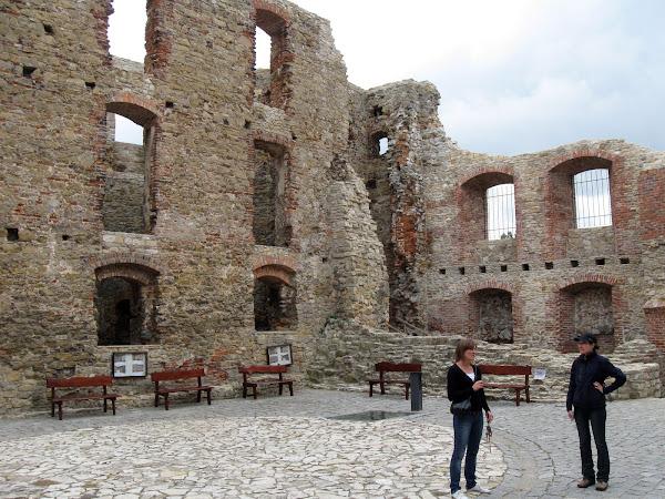 na zamku w Siewierzu