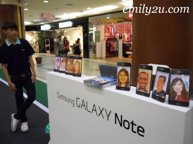 Samsung GALAXY Note Studio