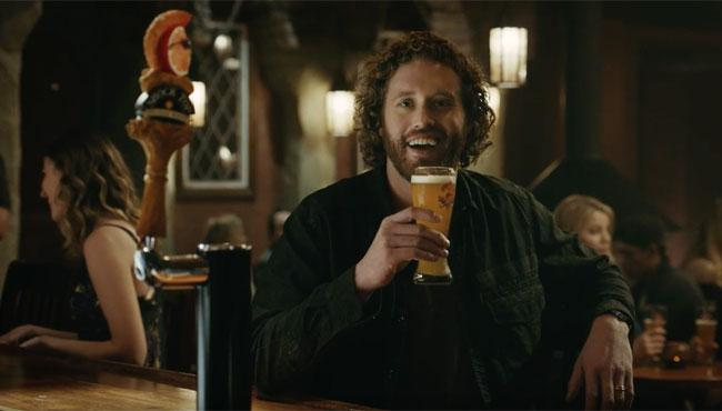 "Shock Top Super Bowl 50 Commercial 2016 ""Unfiltered Talk"" with T.J Miller, Extended Cut"