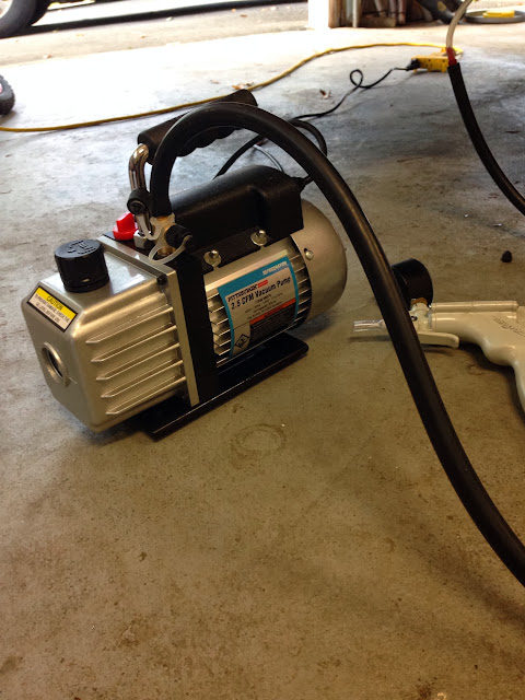 Electric Vacuum Pump Brake Bleeding Rx7club Mazda Rx7 Forum