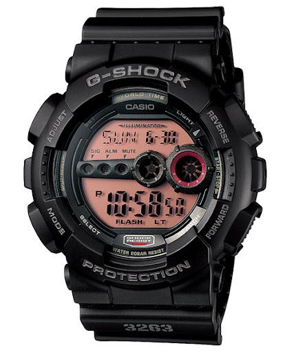 Jual Jam Tangan Casio G-Shock   GD-100MS  64b86f15a5