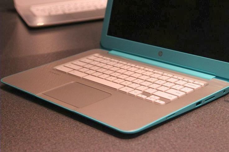 клавиатура HP Chromebook 14