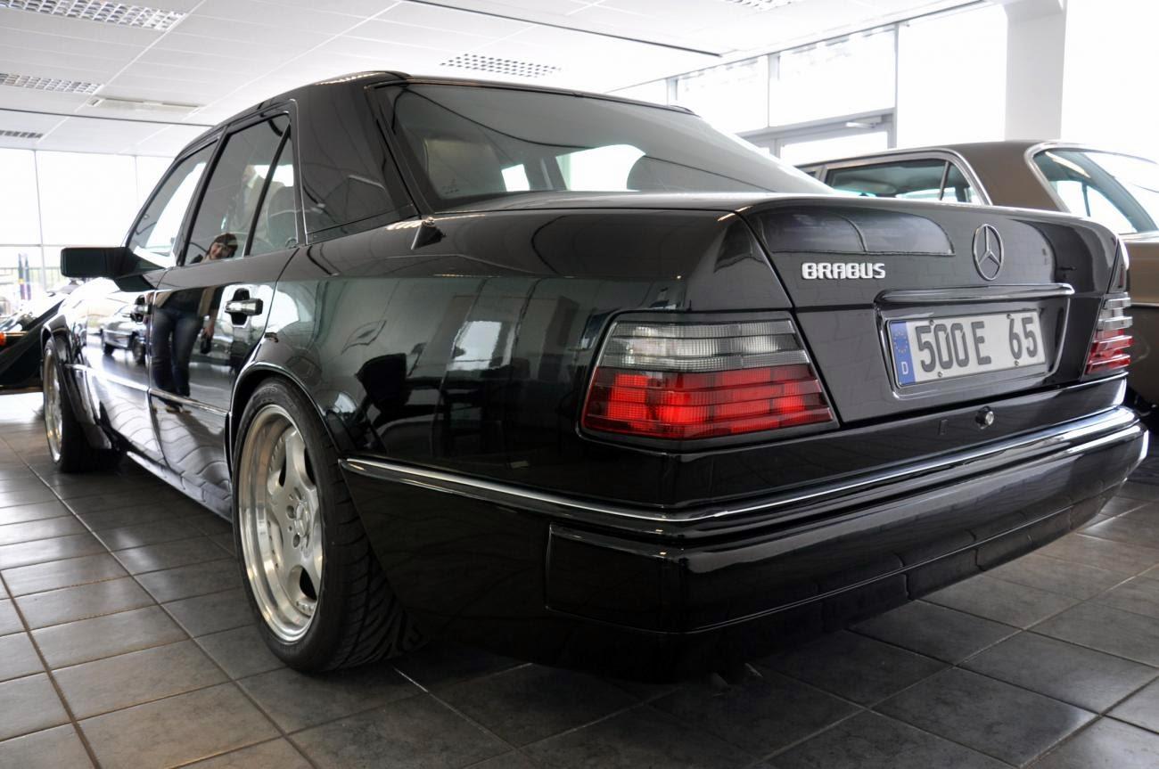 Brabus E 6 5 W124 Based On Mercedes Benz 500e W124